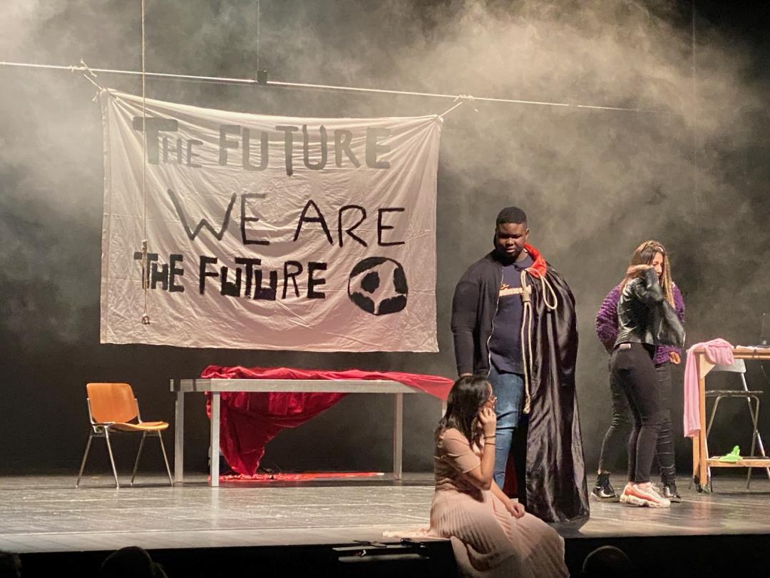 Jeunesse en Création #2 au Théâtre Sorano